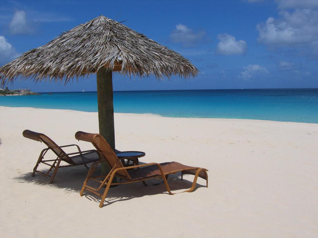 Пляжи острова Ангилья на Карибских Островах, фото 2