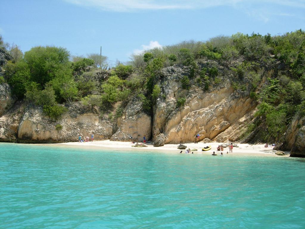 Пляжи острова Ангилья на Карибских Островах, фото 4