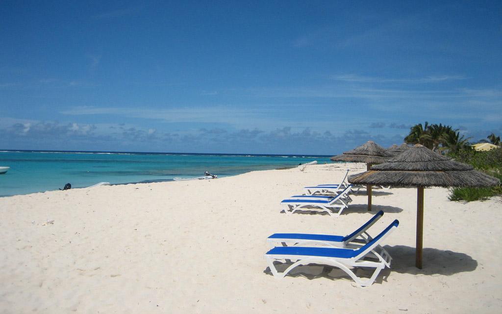 Пляжи острова Ангилья на Карибских Островах, фото 5