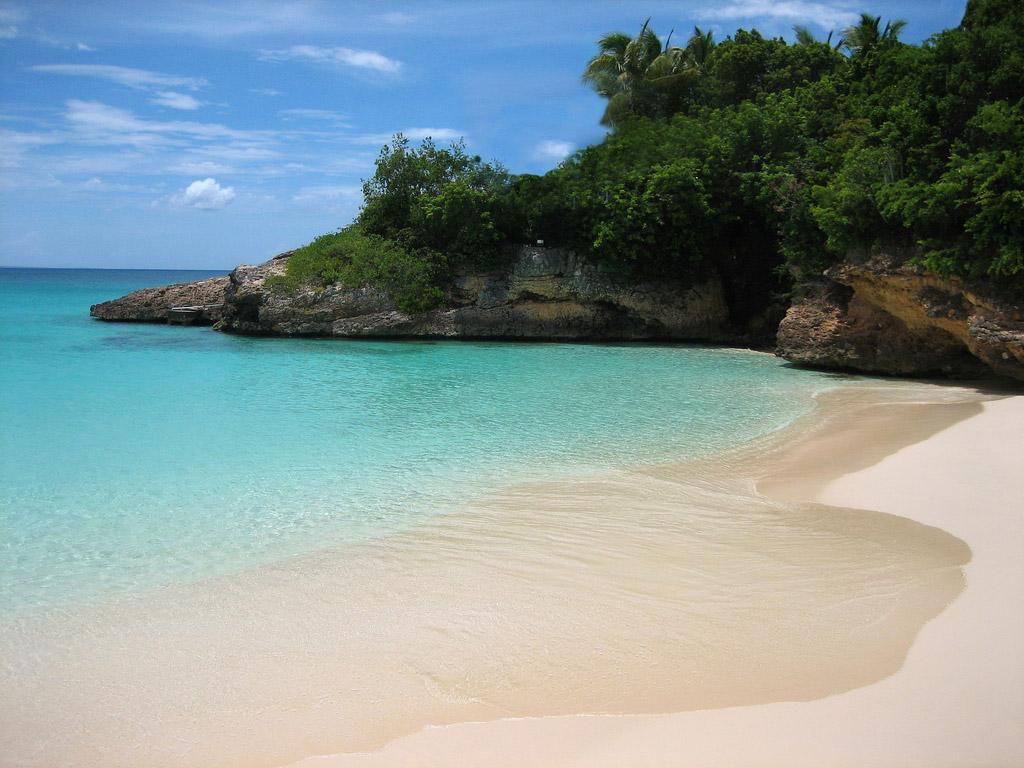 Пляжи острова Ангилья на Карибских Островах, фото 9
