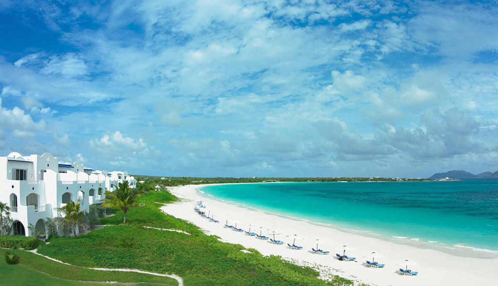 Пляжи острова Ангилья на Карибских Островах, фото 10