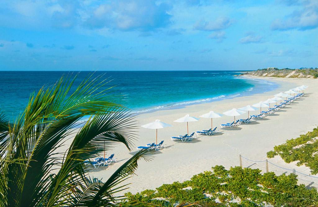 Пляжи острова Ангилья на Карибских Островах, фото 11