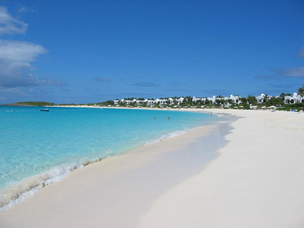 Пляжи острова Ангилья на Карибских Островах, фото 15