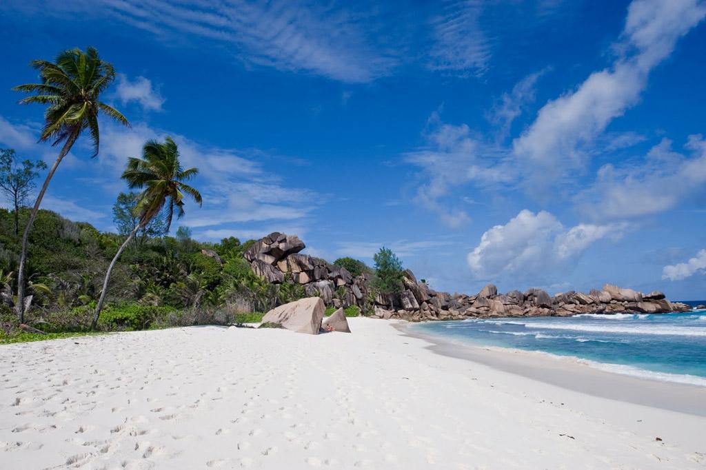 Пляж Анс Кокос на Сейшелах, фото 2