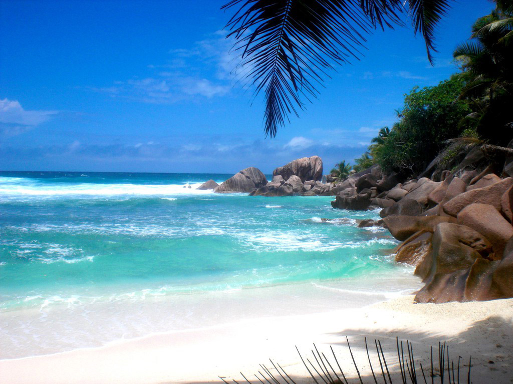 Пляж Анс Кокос на Сейшелах, фото 3