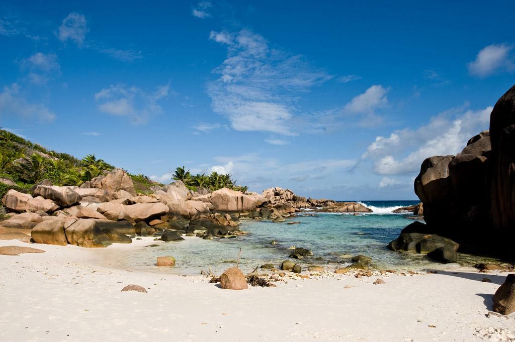 Пляж Анс Кокос на Сейшелах, фото 4