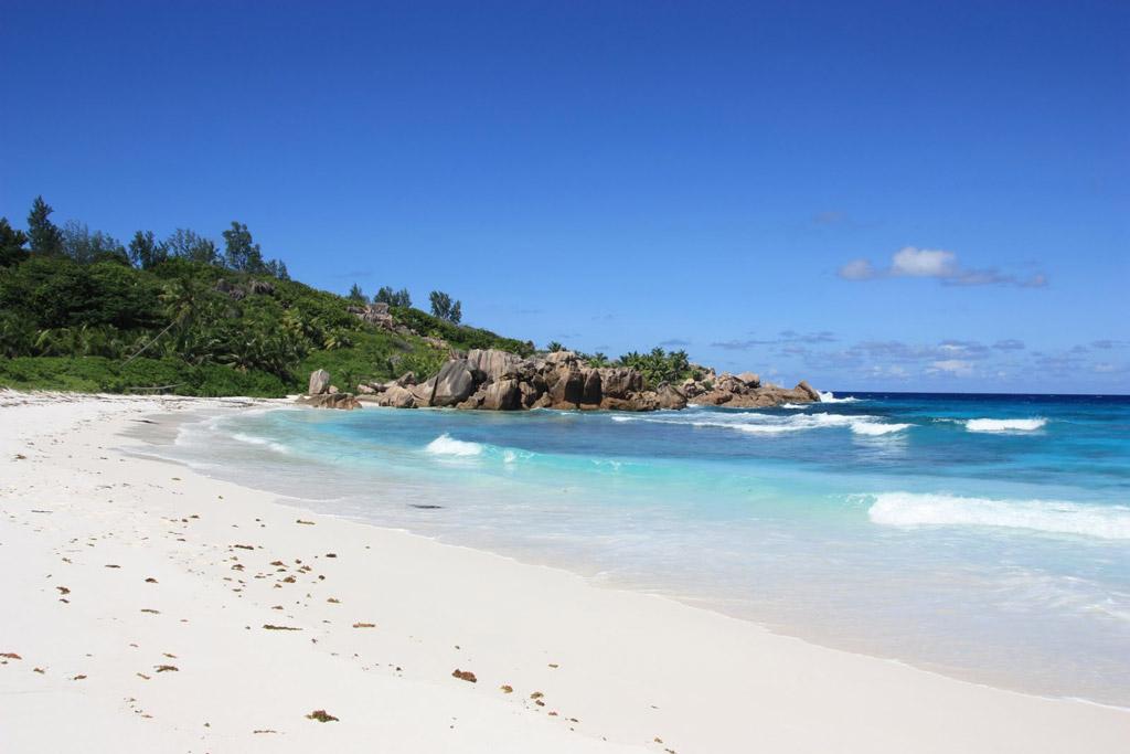 Пляж Анс Кокос на Сейшелах, фото 5