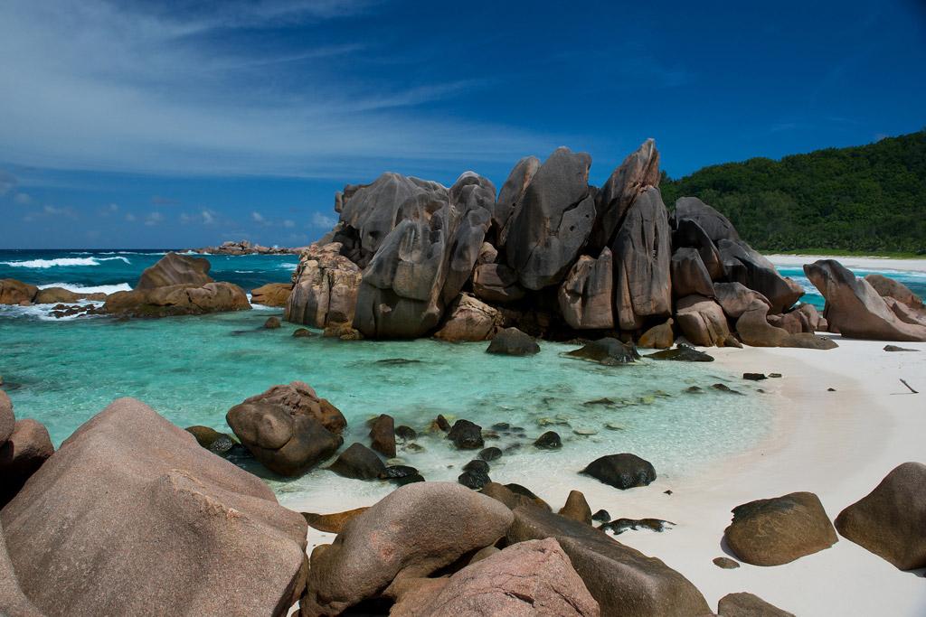 Пляж Анс Кокос на Сейшелах, фото 7