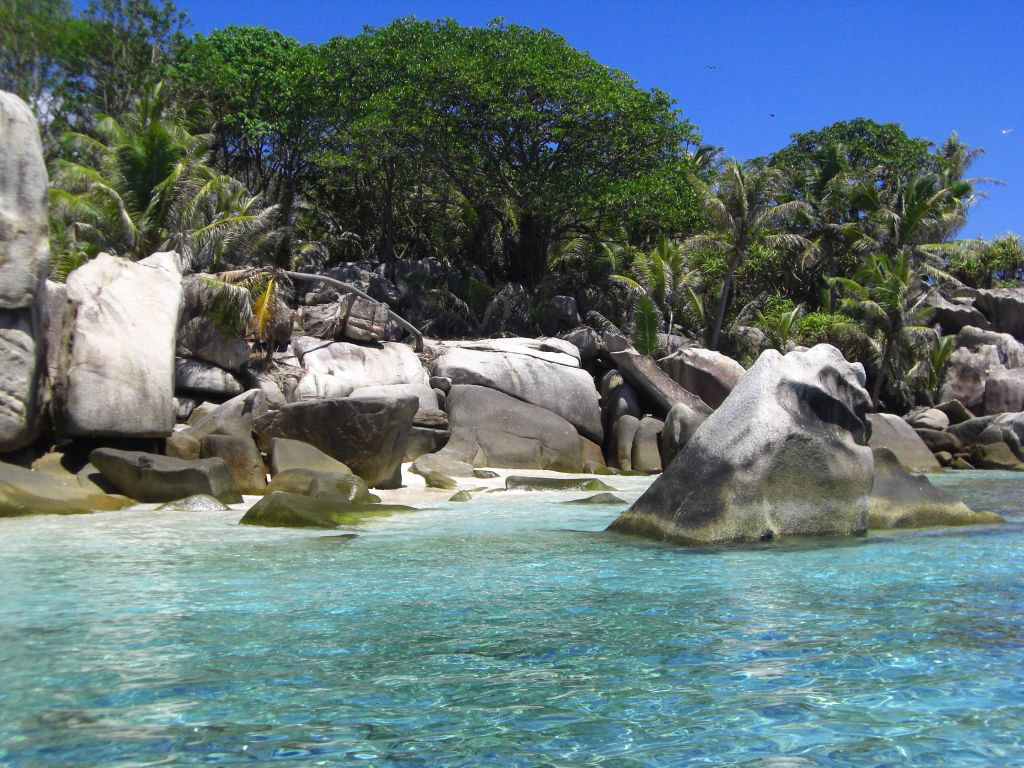 Пляж Анс Кокос на Сейшелах, фото 9