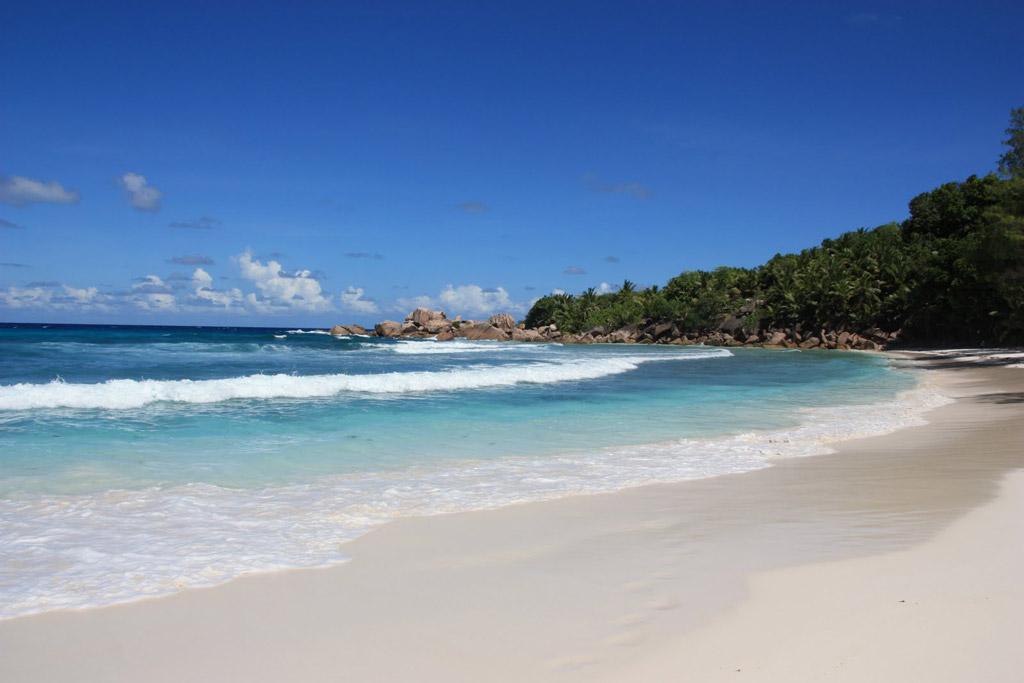 Пляж Анс Кокос на Сейшелах, фото 11