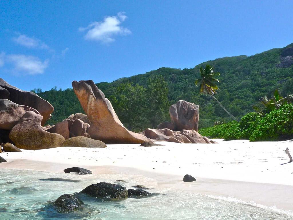 Пляж Анс Кокос на Сейшелах, фото 17