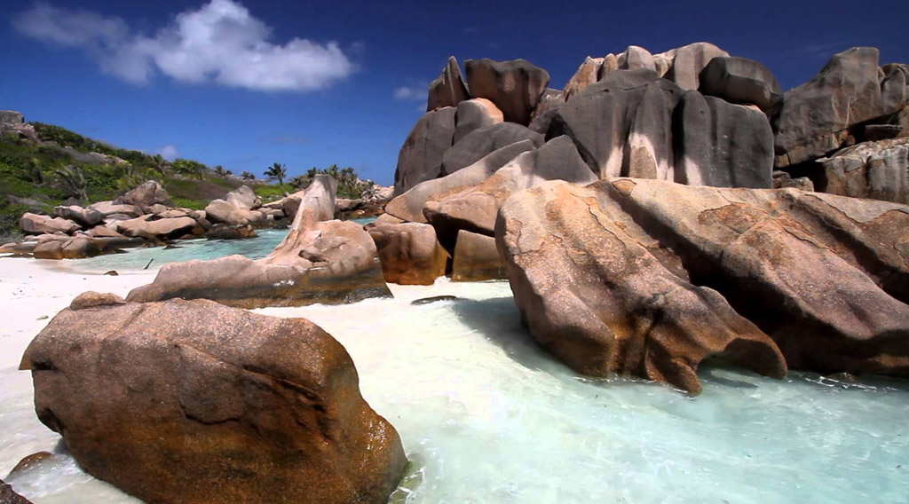 Пляж Анс Кокос на Сейшелах, фото 18