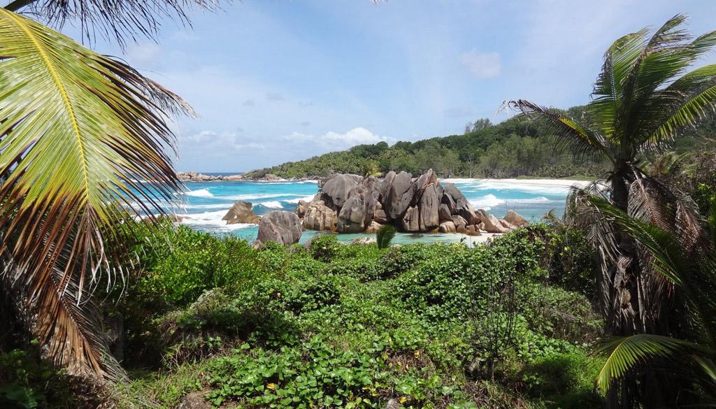 Пляж Анс Кокос на Сейшелах, фото 19