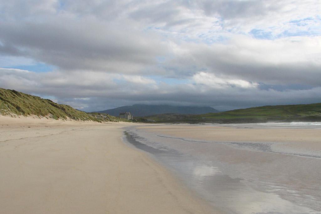 Пляж Балнакейл Бэй в Великобритании, фото 3