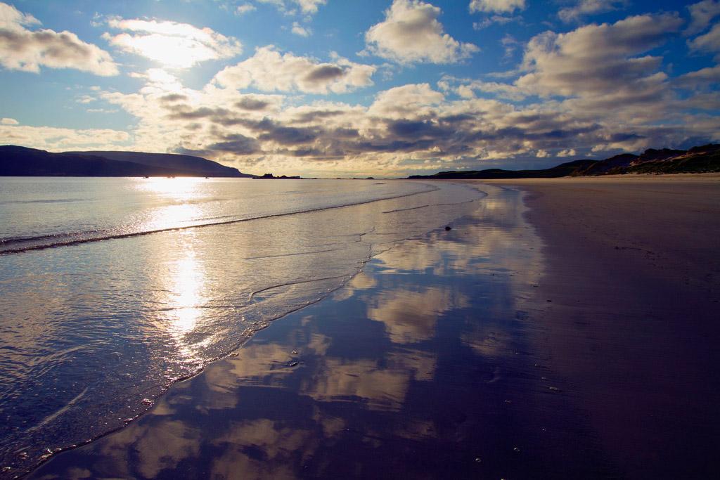 Пляж Балнакейл Бэй в Великобритании, фото 6