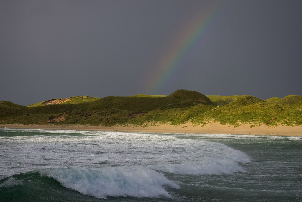 Пляж Балнакейл Бэй в Великобритании, фото 11