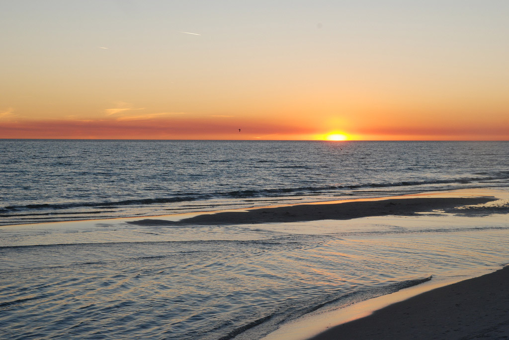 Пляж Блу Маунтин в США, фото 4