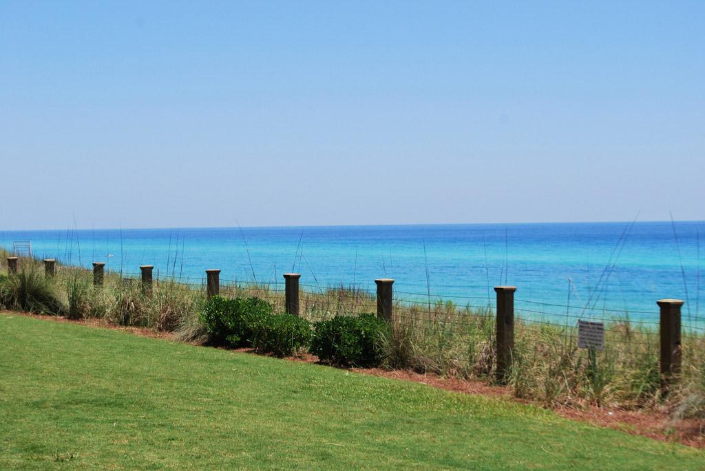 Пляж Блу Маунтин в США, фото 8