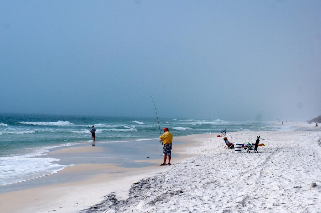 Пляж Блу Маунтин в США, фото 9