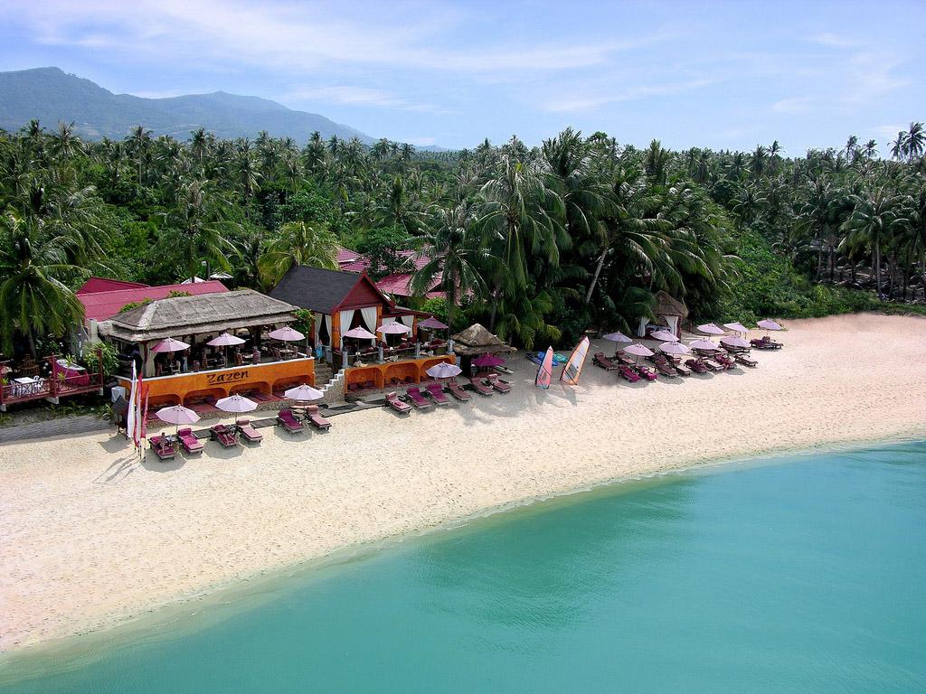 Пляж Бопхут в Таиланде, фото 1