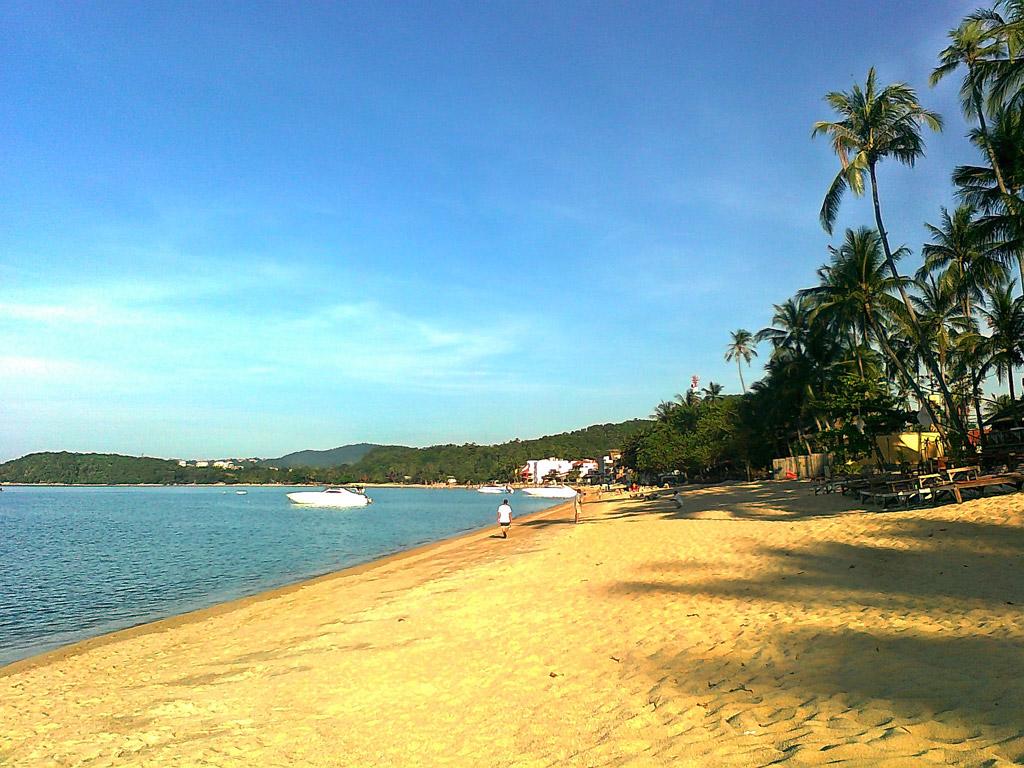 Пляж Бопхут в Таиланде, фото 2