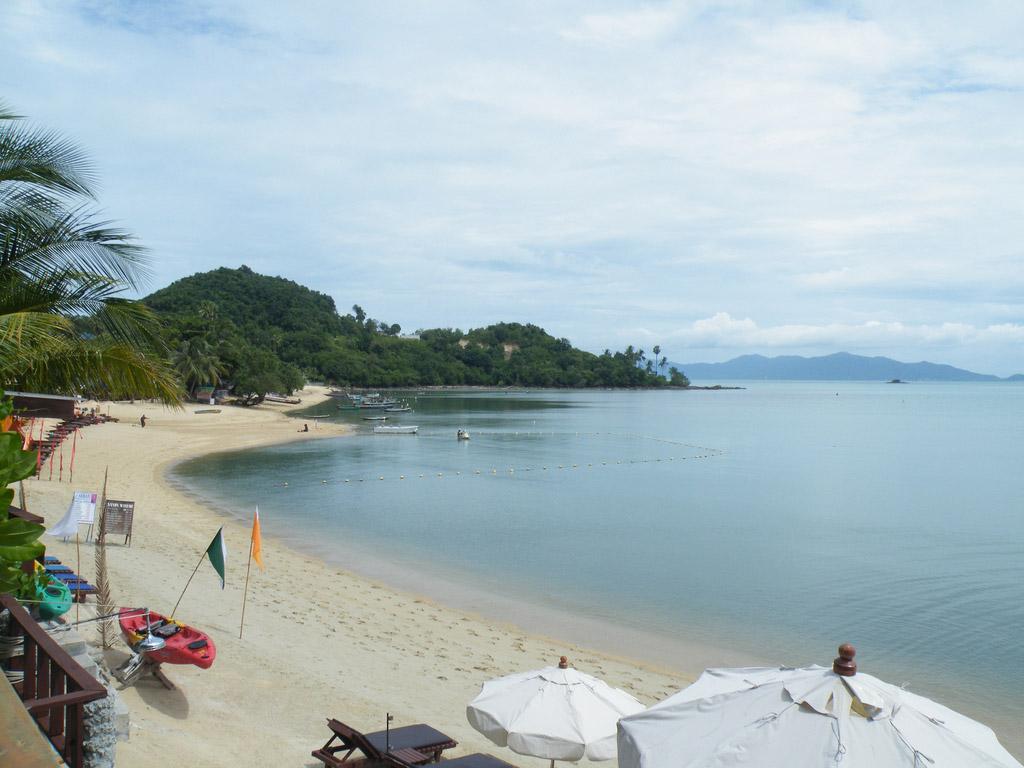 Пляж Бопхут в Таиланде, фото 4
