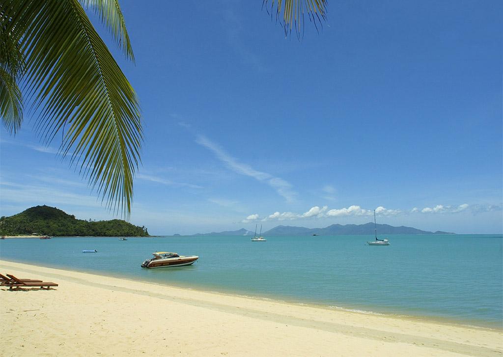 Пляж Бопхут в Таиланде, фото 6