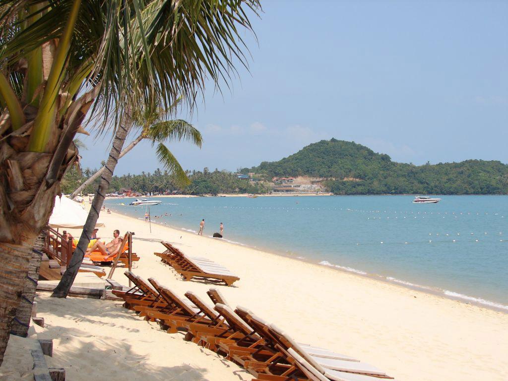 Пляж Бопхут в Таиланде, фото 7