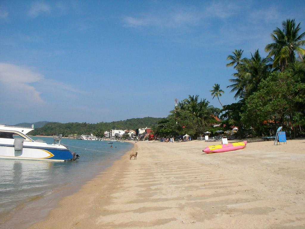 Пляж Бопхут в Таиланде, фото 8