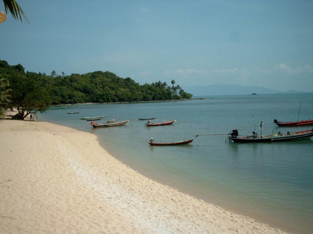Пляж Бопхут в Таиланде, фото 9