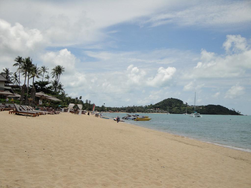 Пляж Бопхут в Таиланде, фото 10