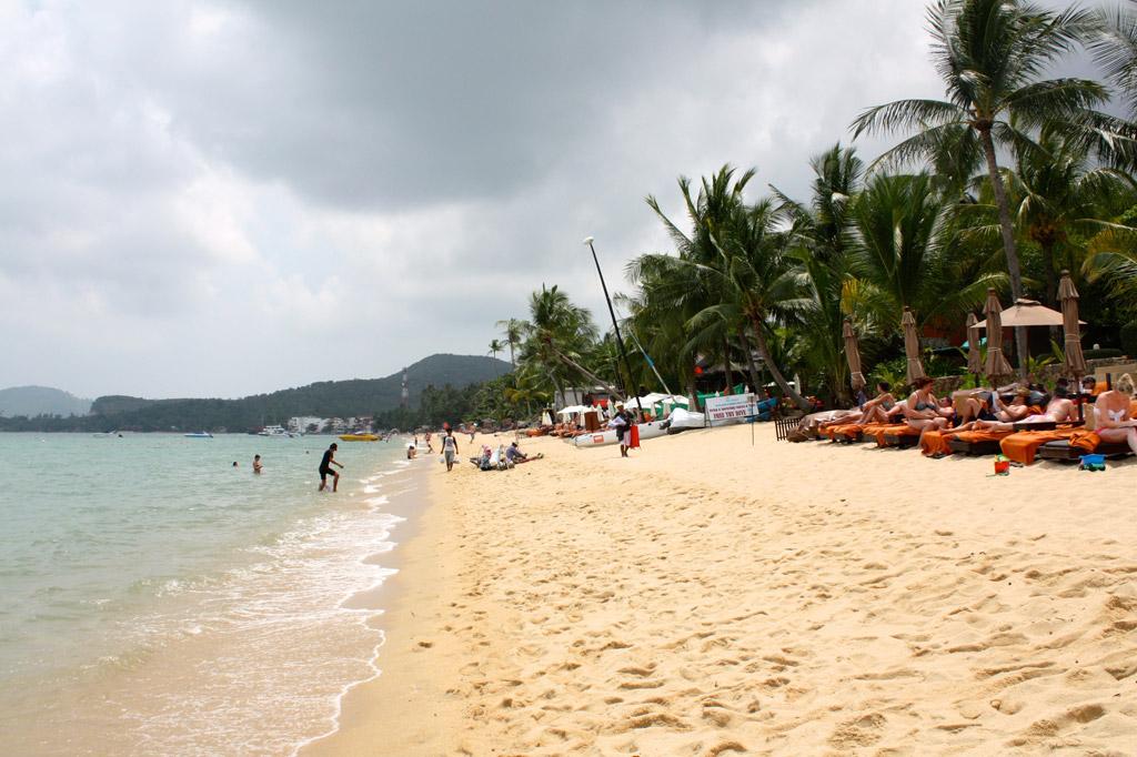Пляж Бопхут в Таиланде, фото 11