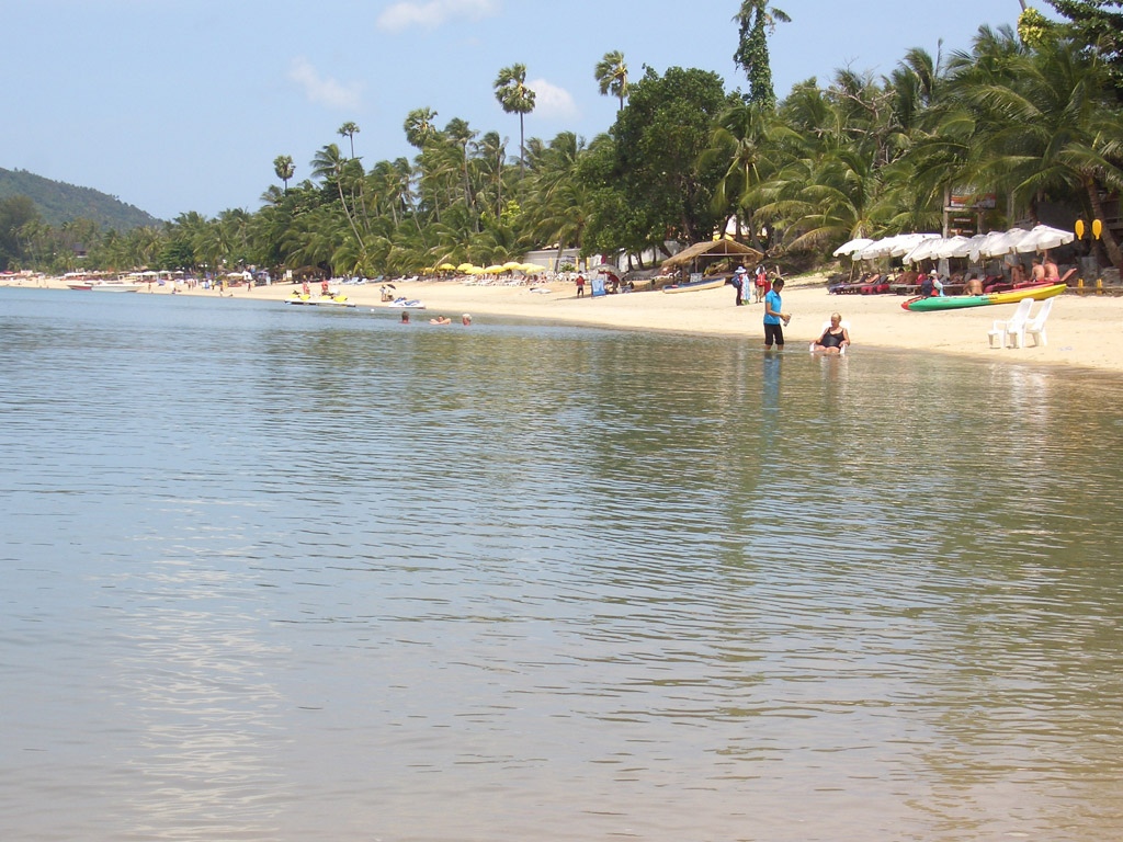 Пляж Бопхут в Таиланде, фото 12