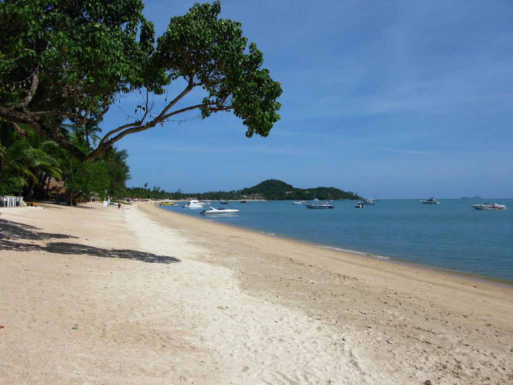 Пляж Бопхут в Таиланде, фото 13