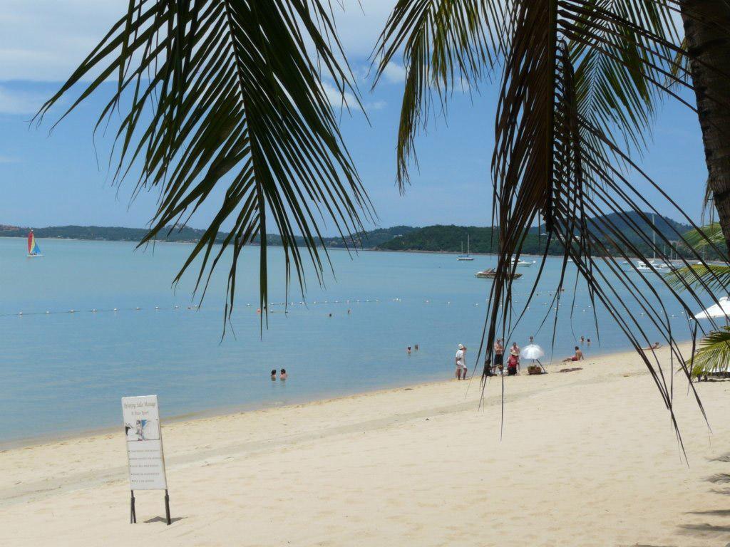 Пляж Бопхут в Таиланде, фото 15