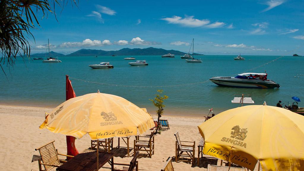 Пляж Бопхут в Таиланде, фото 16