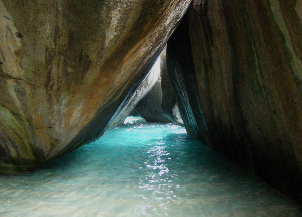 Пляж Дип Бэй на Британских Виргинских Островах, фото 10
