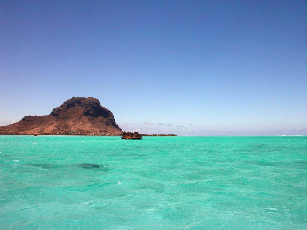 Пляж Флик-ан-Флак на Маврикии, фото 1