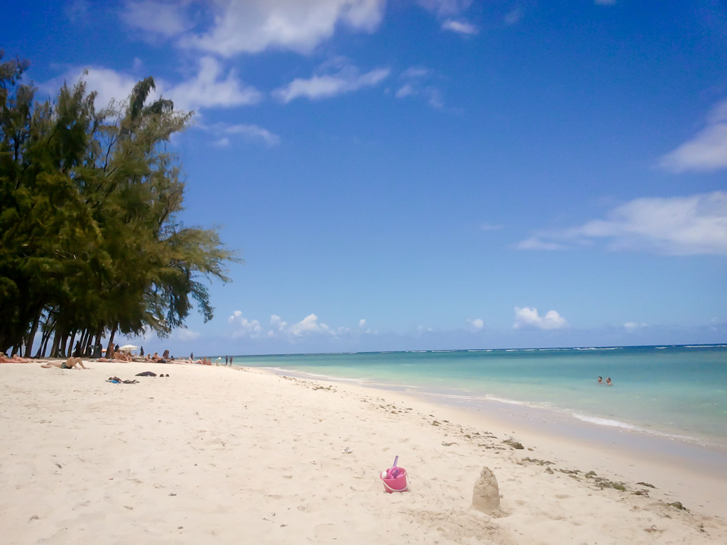 Пляж Флик-ан-Флак на Маврикии, фото 2