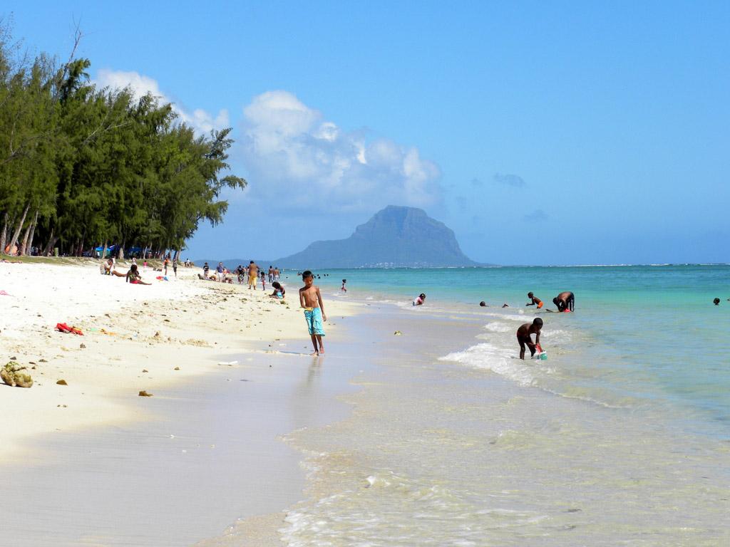 Пляж Флик-ан-Флак на Маврикии, фото 5