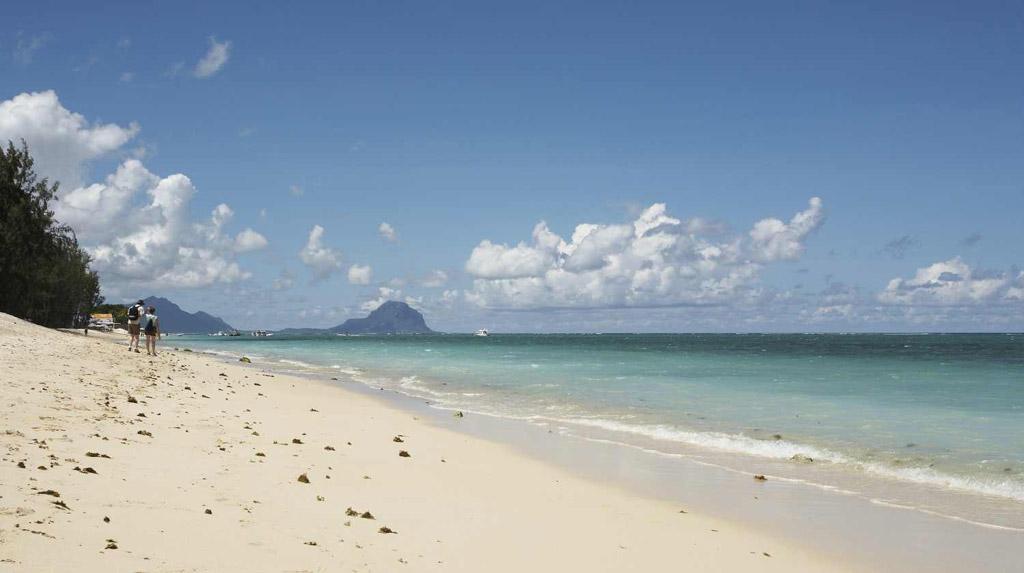 Пляж Флик-ан-Флак на Маврикии, фото 7