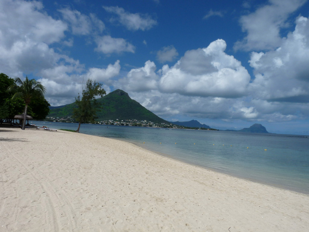 Пляж Флик-ан-Флак на Маврикии, фото 8