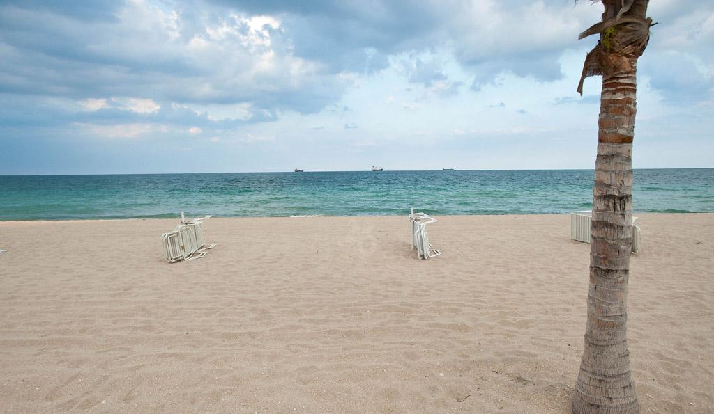 Пляж Форт-Лодердейл в США, фото 15