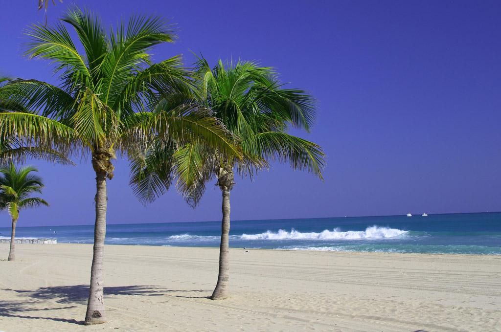 Пляж Форт-Лодердейл в США, фото 18