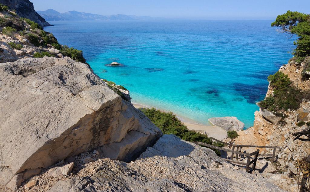 Пляж Голорице в Италии, фото 3
