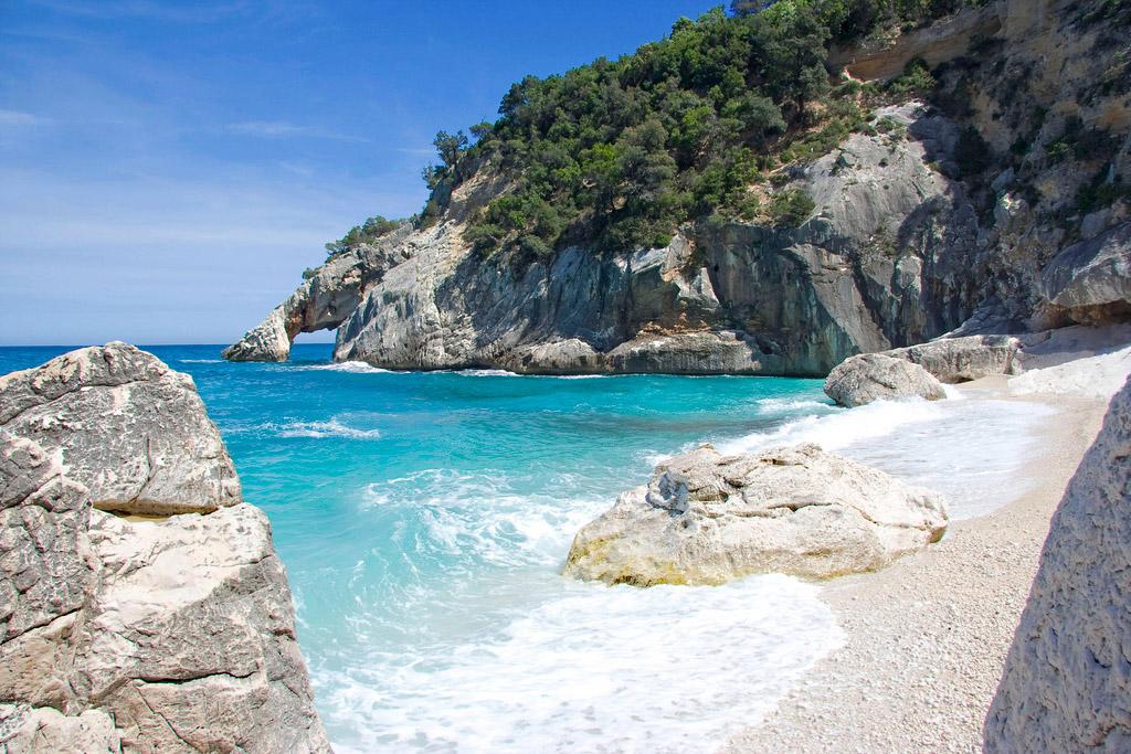 Пляж Голорице в Италии, фото 4