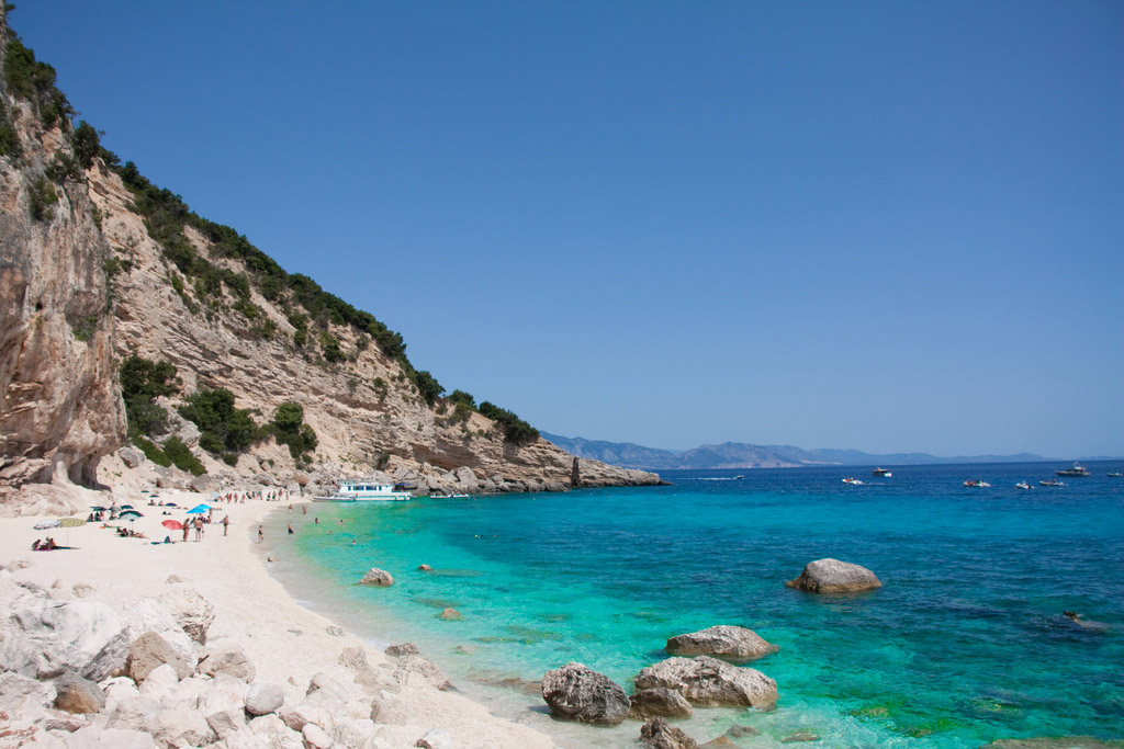 Пляж Голорице в Италии, фото 5