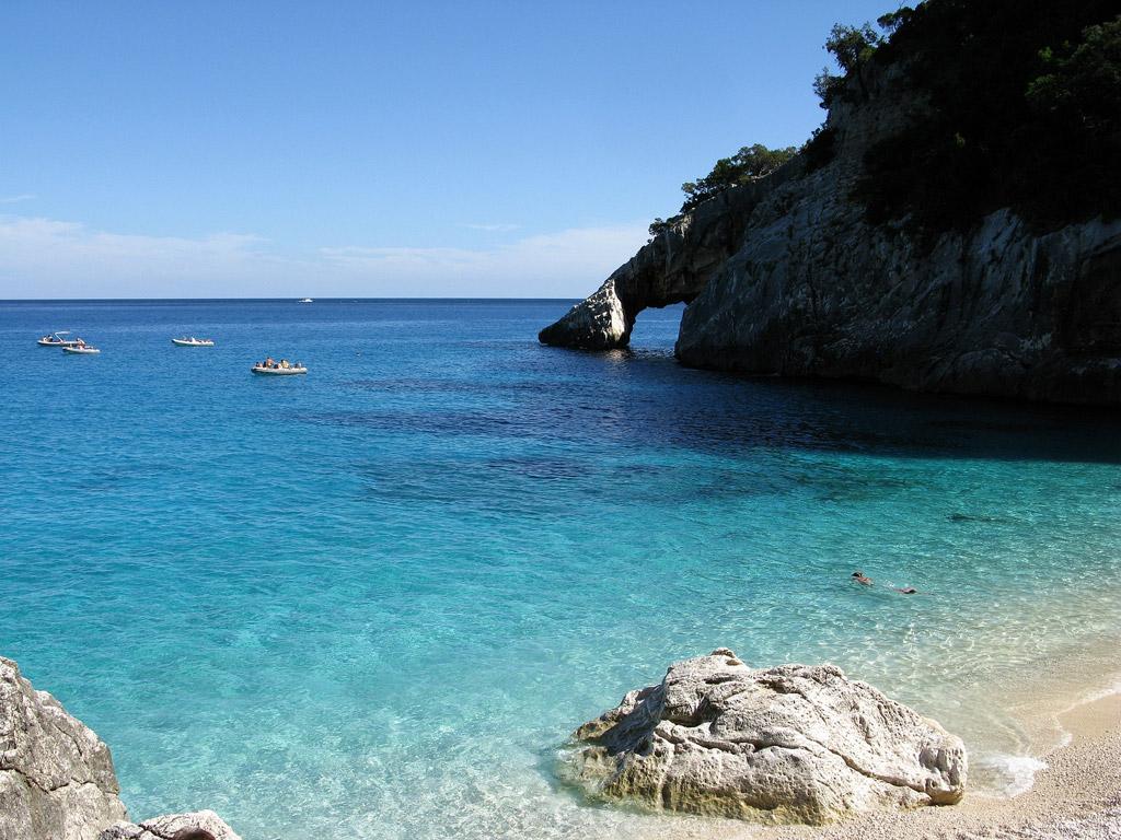 Пляж Голорице в Италии, фото 9
