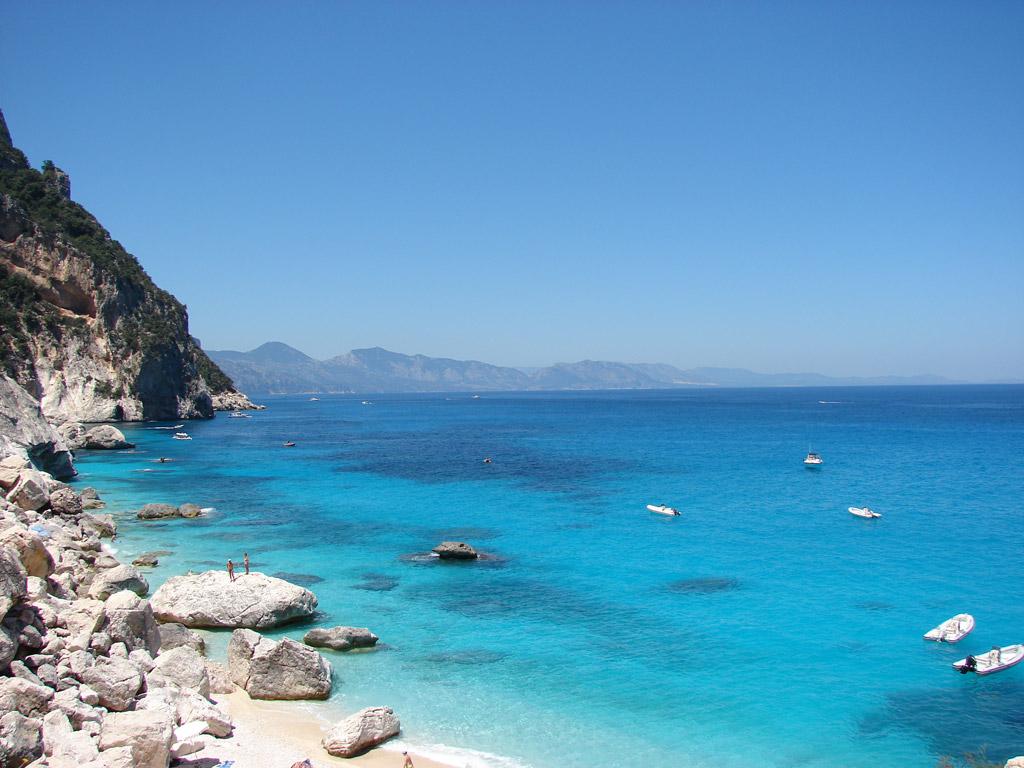 Пляж Голорице в Италии, фото 10