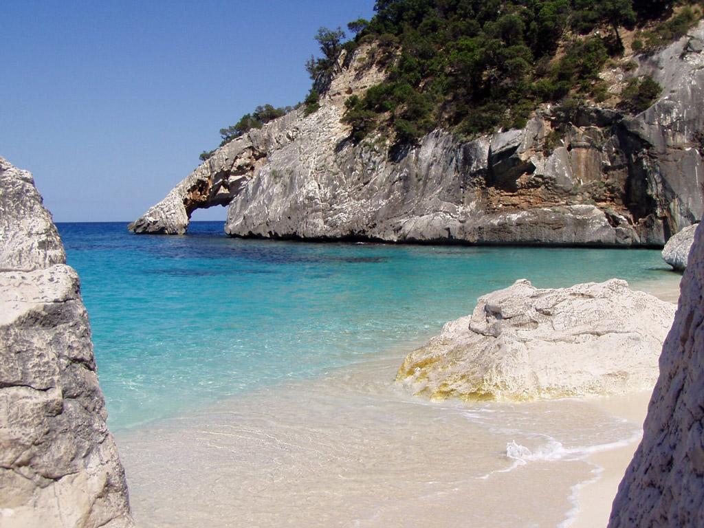 Пляж Голорице в Италии, фото 11